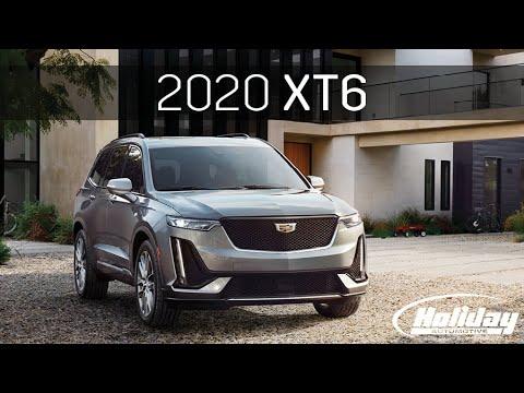 Vehicle Spotlight | 2020 Cadillac XT6 Sport - Infotainment, Tech, Front & Rear Features