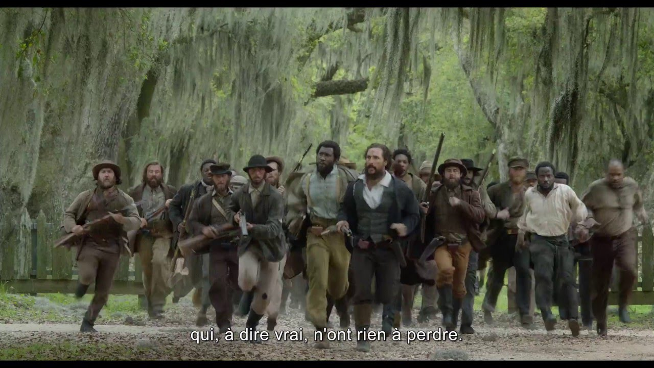 Free State Of Jones - bande-annonce - VOST