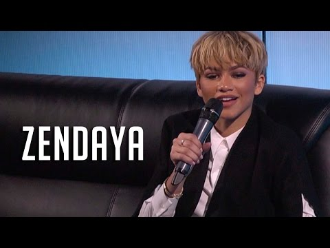 Zendaya On Dad Approving Odell & Working w/ Chris Brown