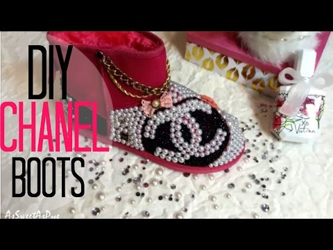 346bb3c9340 DIY/Bling Out Uggs!! by Shay Laya
