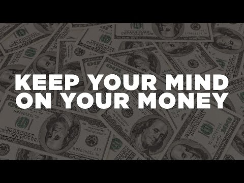 Young Hustlers Keep Your Mind On Your Money