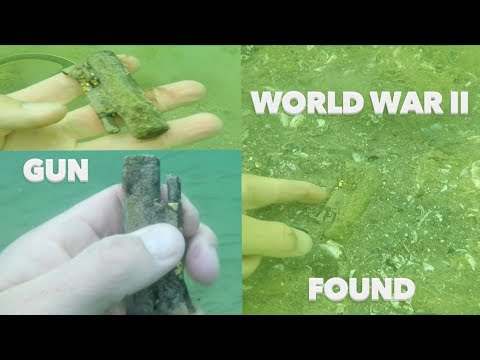 Search & Rescue Found Possible Gun & Cash While Underwater  Metal Detecting