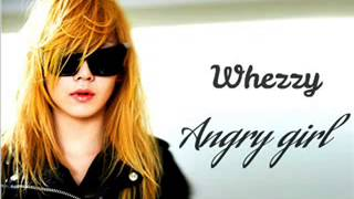Wheezy || Anger Girl^^
