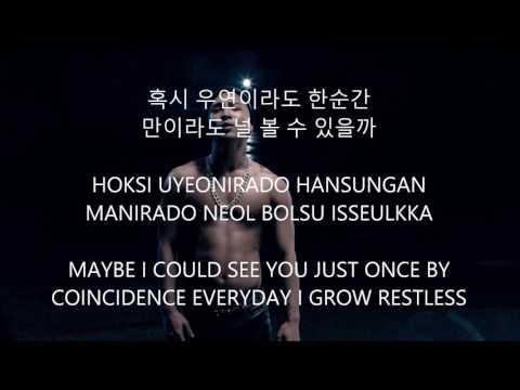 EYES NOSE LIPS  TAEYANG Han,Rom,Eng Lyrics