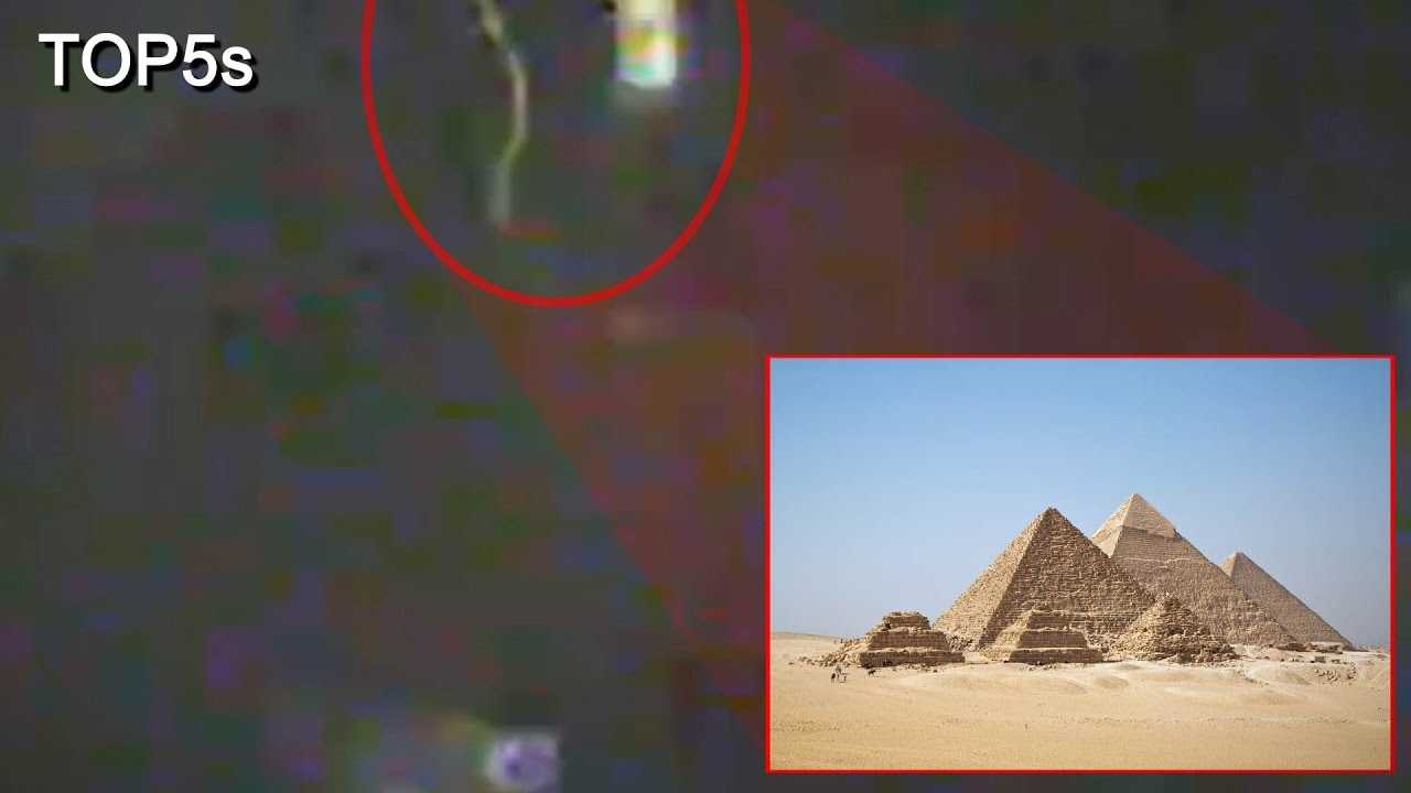 5 Incredibly Strange Mysterious Videos That Need Some Explaining