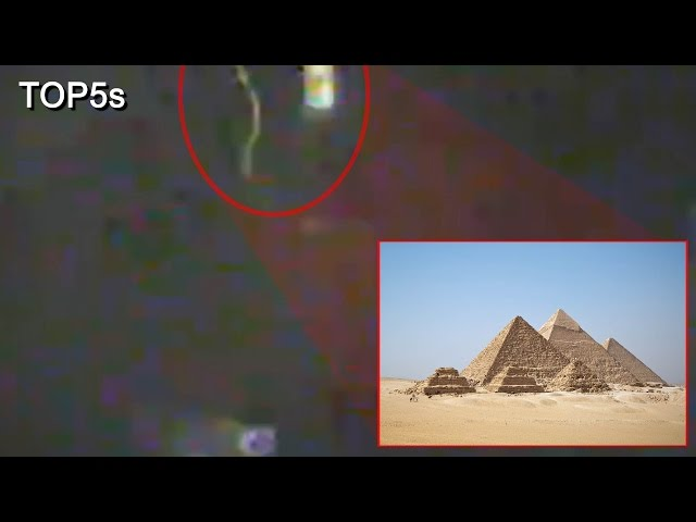 5 Incredibly Strange & Mysterious Videos That Need Some Explaining