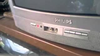 Falla tv philips, problema ajuste de foc...