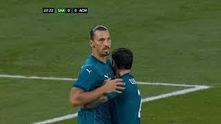 Šamrok - Milan 0:2   Golovi sa Utakmice   SPORT KLUB FUDBAL