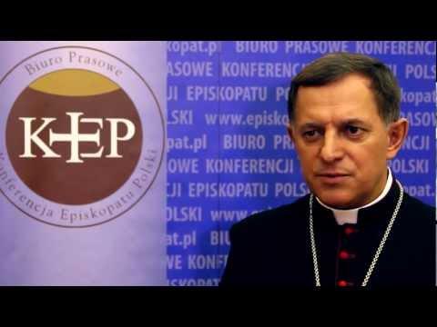Arcybiskup Mokrzycki wspomina Benedykta XVI