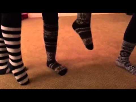 Samudre Christmas Socks 2015