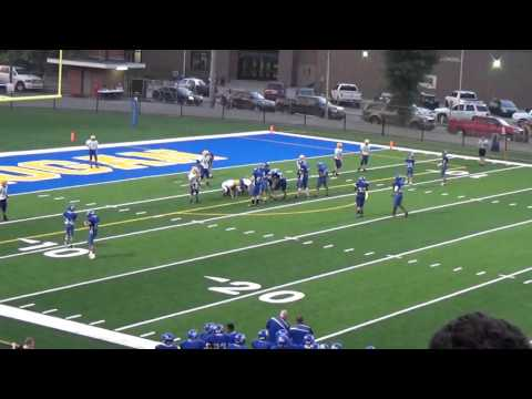 Logan Middle TD pass from David Early to Corey Townsend