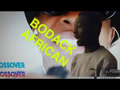 Boy copies Ola african Bodack yellow