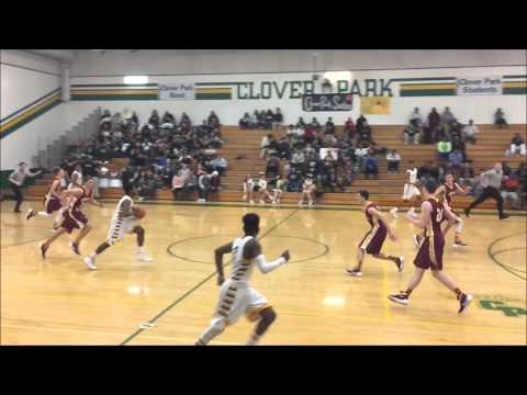 "Jeremiah ""JHop"" Morris Clover Park Highlights"