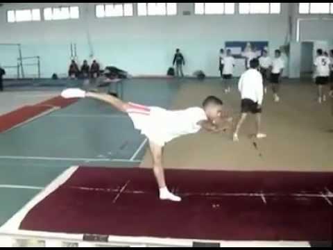 les élements gymniques garçons