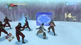 The Legend of Korra (Xbox 360) Full Playthrough