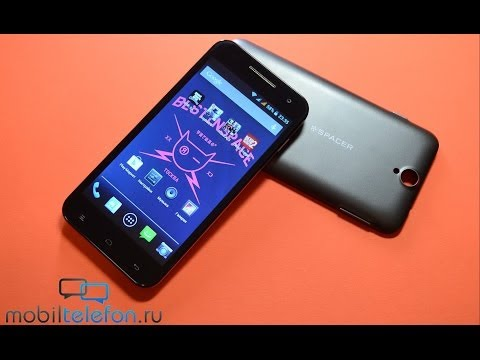 Обзор Just5 Spacer: Android, ты просто космос (review)
