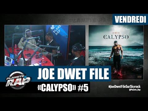 Youtube: Planète Rap – Joé Dwèt Filé«Calypso» avec Bolémvn, Franglish, Curtis Kane et Fred Musa! #Vendredi