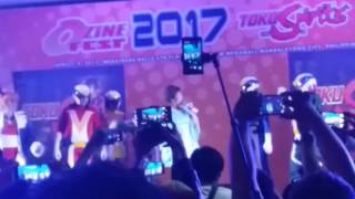 "Ozine Fest X TokuSpirits 2017 - ""Voltes V No Uta"" By Mitsuko Horie"