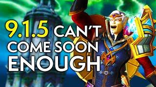 ABOUT TIME! 9.1.5 Laขnch Date, Timewalking Delay Because Of Endwalker?! Warcraft Weekly