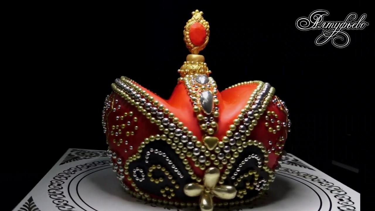 Как сделать корону царю своими руками фото 379