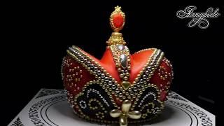 """Торт-корона - царский торт! Королевский! """"Алтуфьево"""" - торты на заказ в Москве. Торты своими руками."""