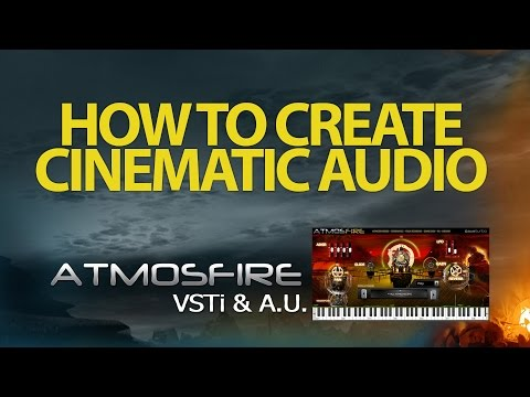 Make Cinematic Music Step By Step - AtmosFire VST/AU - Norbz