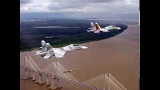 Audio Cabina-Torre de Control del Sukhoi Siniestrado