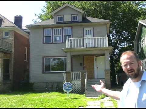 Detroit Investment Homes 3 - Where NOT to Buy!