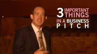 7 Elements of an Entrepreneurial Pitch