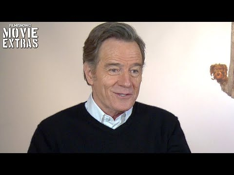 ISLE OF DOGS (2018) Bryan Cranston talks about his experience making the movie