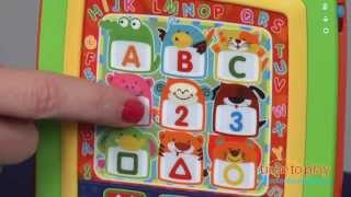 B Kids ABC Touch Pad from Blue Box Toys