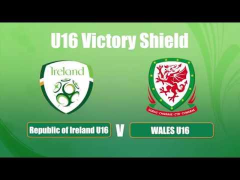 U16 HIGHLIGHTS | Republic of Ireland 2-2 Wales