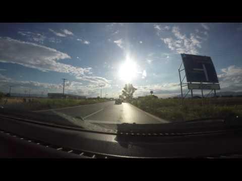 Thessaloniki travel to Edessa Part4 with Gopro hero4 Black