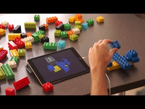 Lego X turns toy building blocks into digital modelling kit