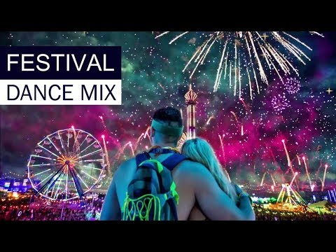 FESTIVAL DANCE MIX - EDM House Electro Music 2017