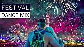 FESTIVAL DANCE MIX - EDM House Electro Music 2017 2017 Video