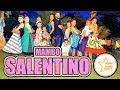 MAMBO SALENTINO   (pizzica dance)   Boomdabash - A. Amoroso   Andrea Stella feat Petronela & Ueppa