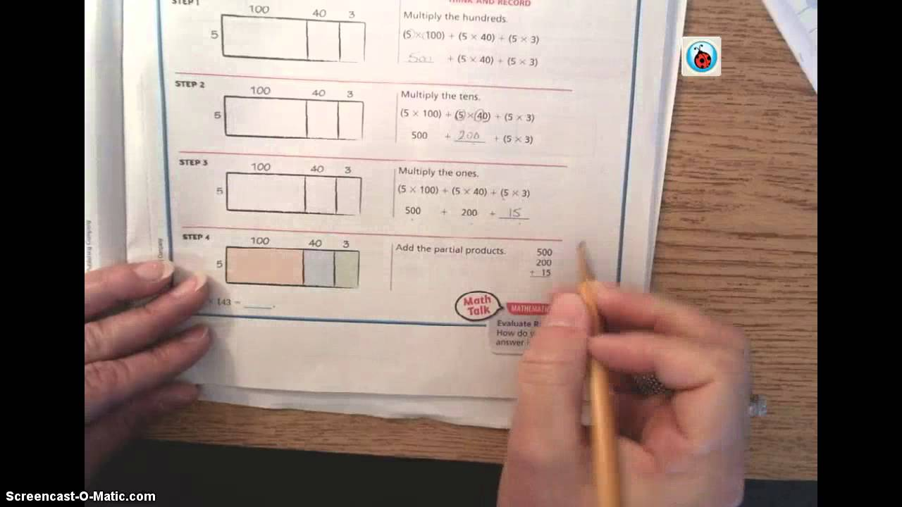 Go Math Lesson 2 6 Youtube