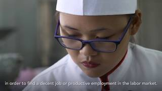 Promoting Skills for Trade and Economic Diversification in Cambodia