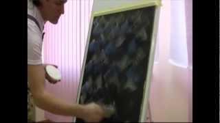 Декоративная краска - способы нанесения(shopucc.com.ua представляет обучающее видео: декоративная краска - способы нанесения для максимального декоратив..., 2013-04-05T14:17:42.000Z)