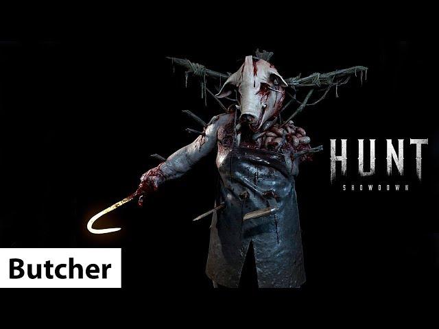 Butcher   Hunt: Showdown