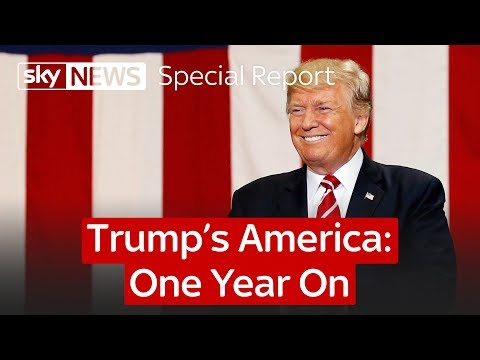Special report: Trump's America - One Year On
