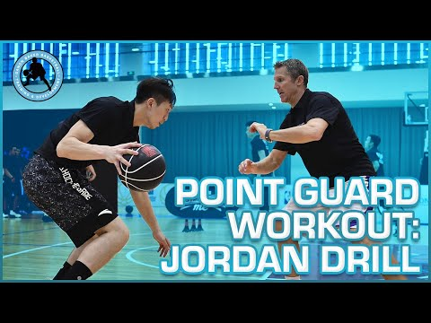 Point guard workout