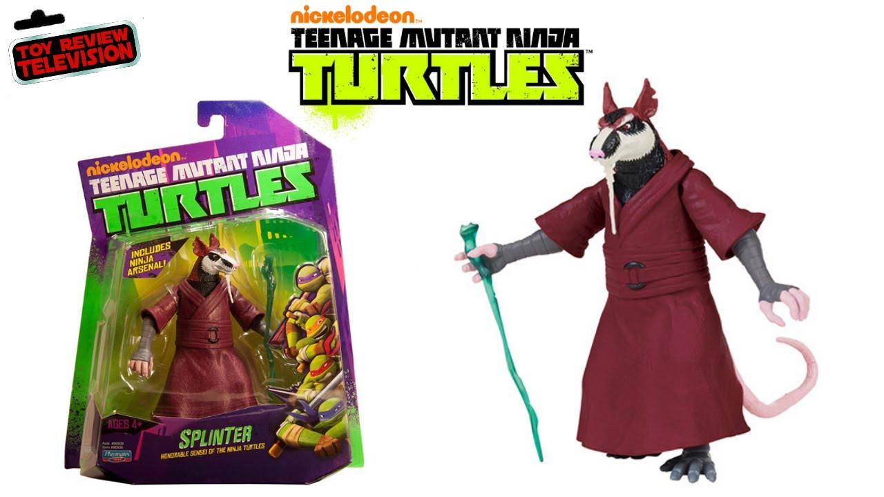 2012 *** DOJO SPLINTER COMPLETE *** TEENAGE MUTANT NINJA TURTLES TMNT
