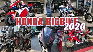 #CB500X  EP.5 HONDA BIG BIKE 2020 พร้อมอัพเดตราคา ปี2020