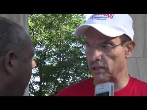 Mayor Vincent Gray on DC Statehood
