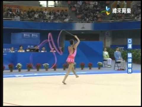 2010 Asian Games PENG Linyi(CHN)Ribbon-Q