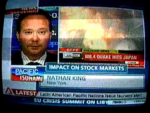 Pacific Tsunami's Impact on Stock Market