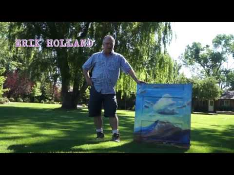 Art for Recovery 2017 featuring artist Erik Holland