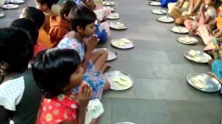 Aashayein Foundation Hyderabad Sunday Breakfast at Aman Vedika